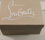 Louboutin cake